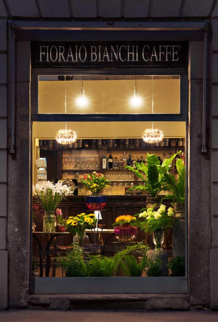 Fioraio Bianchi Caffè