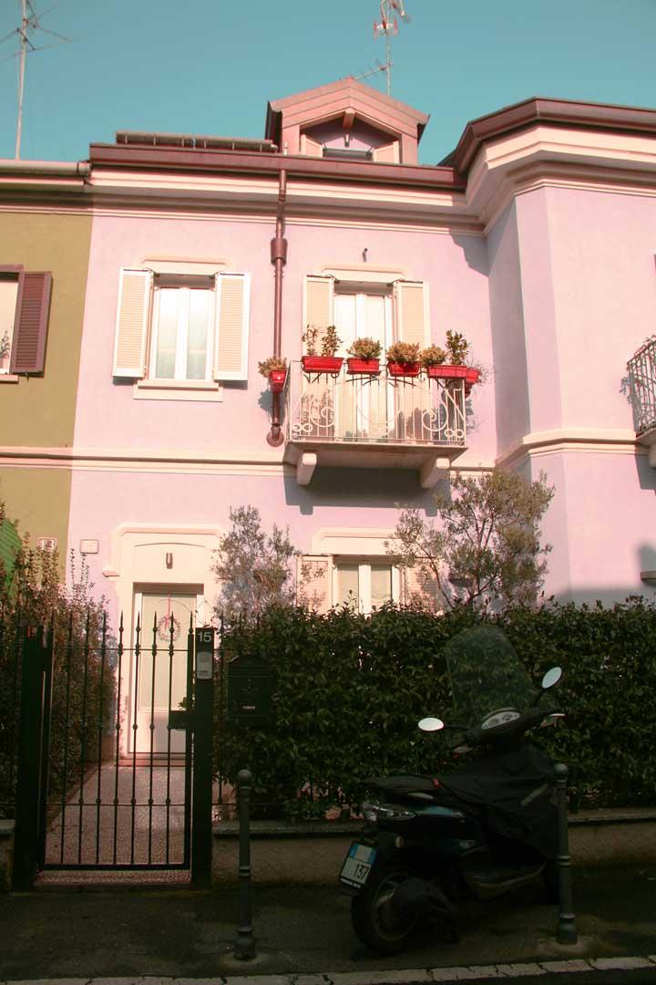 Via Abramo Lincoln - Milano