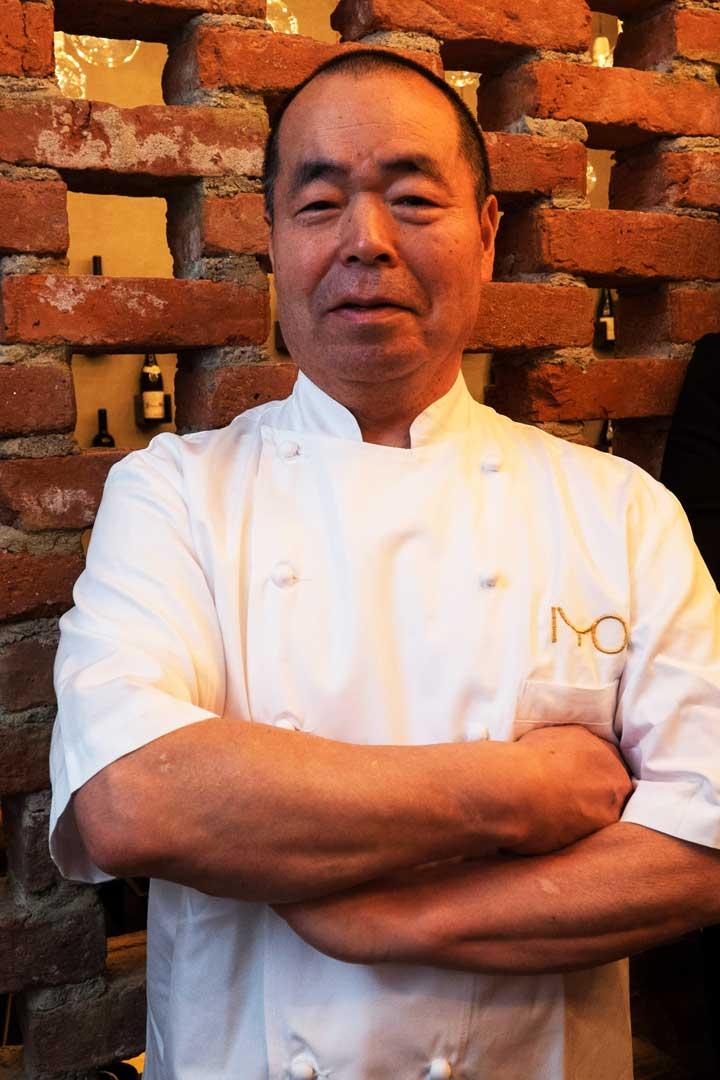 Chef Haruo Ichikawa