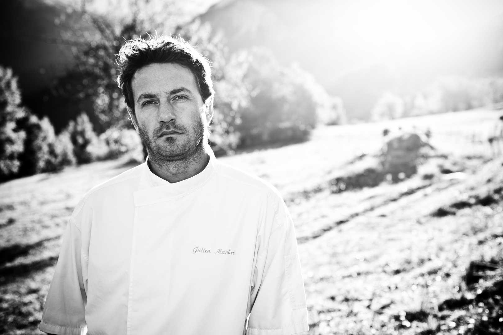 Chef Julien Machet