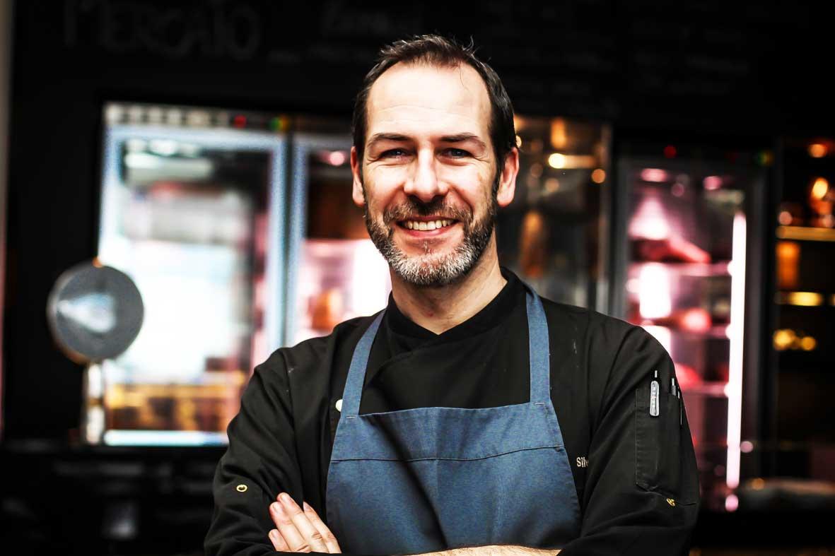 Chef Silvio Galizzi
