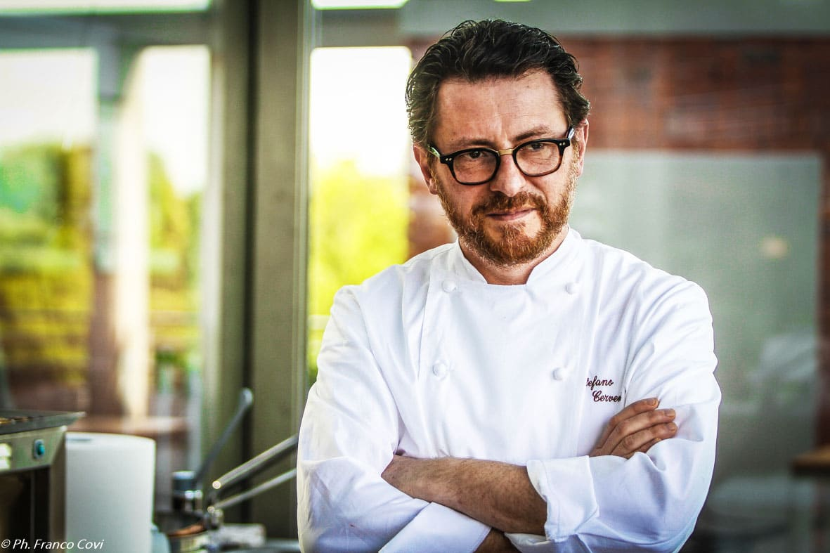 Chef Stefano Cerveni