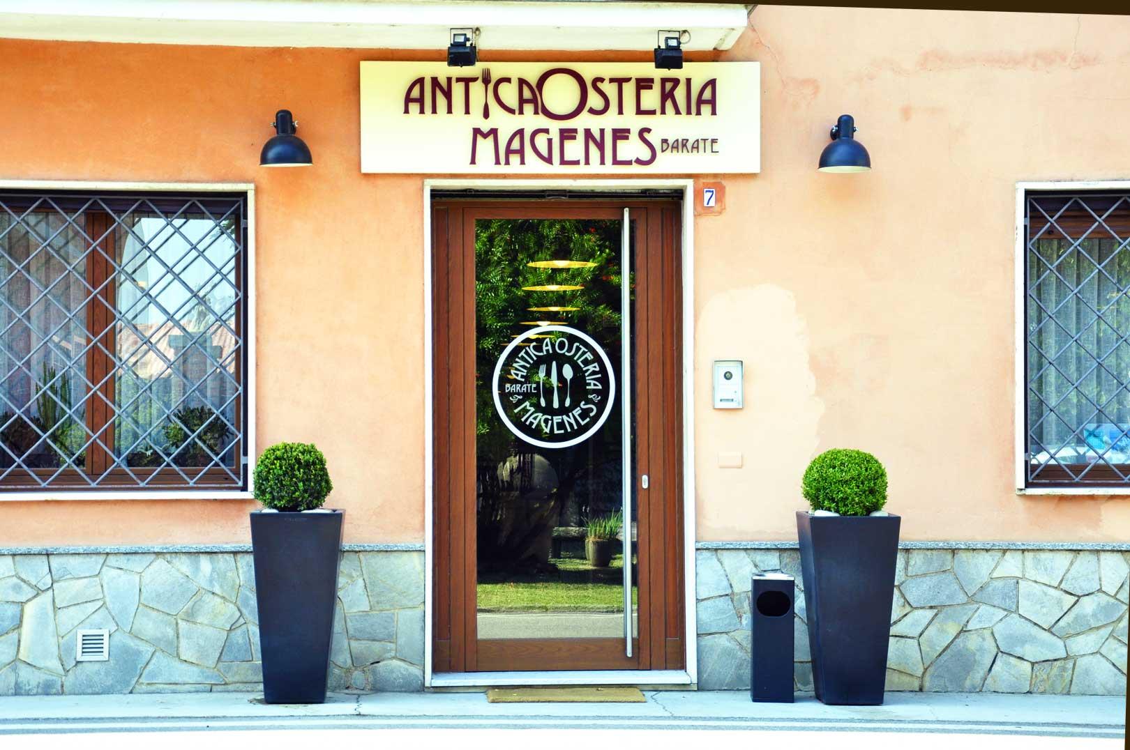 Antica Osteria Magenes