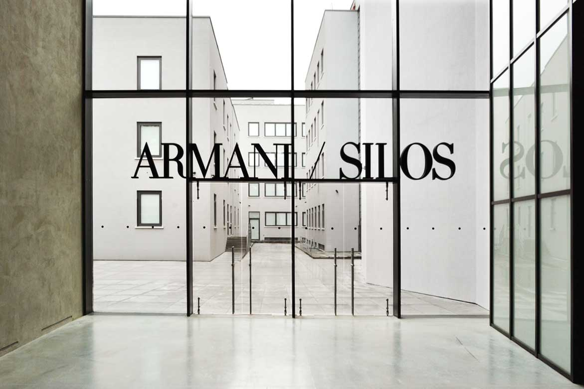 Armani/Silos | FLAWLESS.life - The Lifestyle Guide