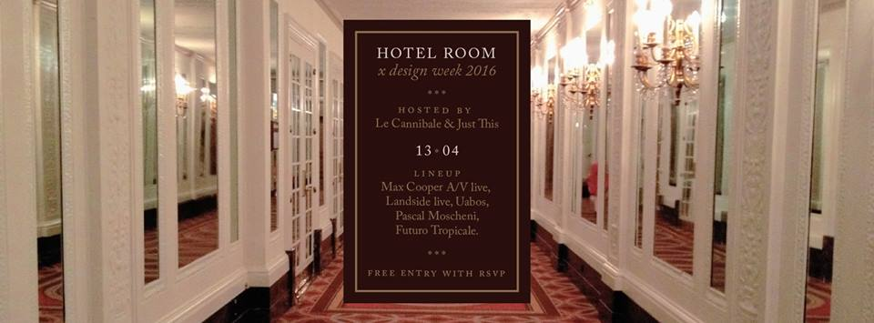 Hotel Room Party by Le Cannibale