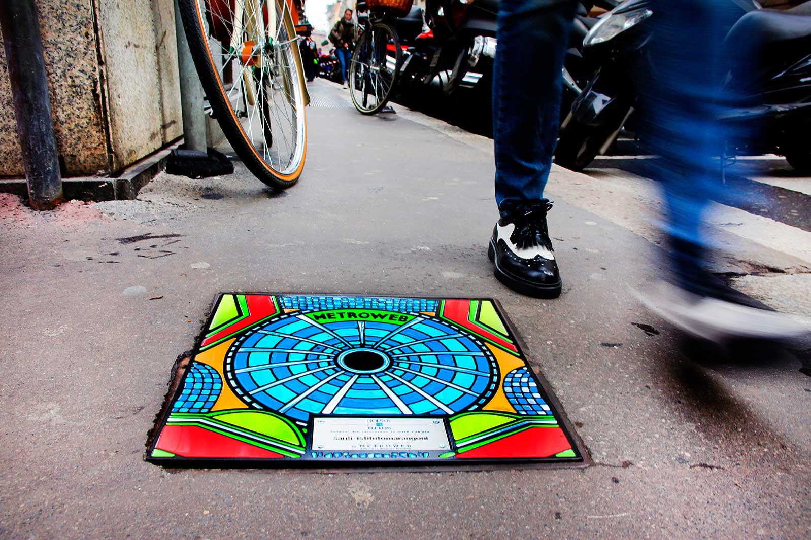 Tombini Art 2016 per OXFAM Italia