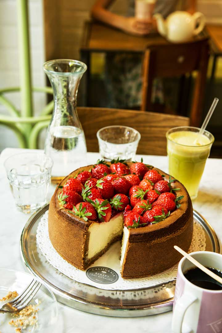 California Bakery - Sant'Eustorgio