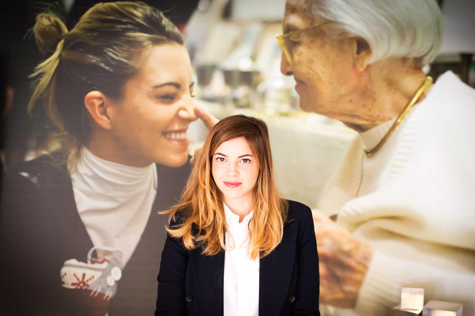 Una giovane milanese in prima linea per aiutare i malati inguaribili