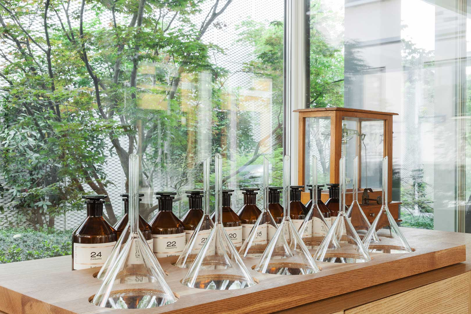 LabSolue - Perfume Laboratory