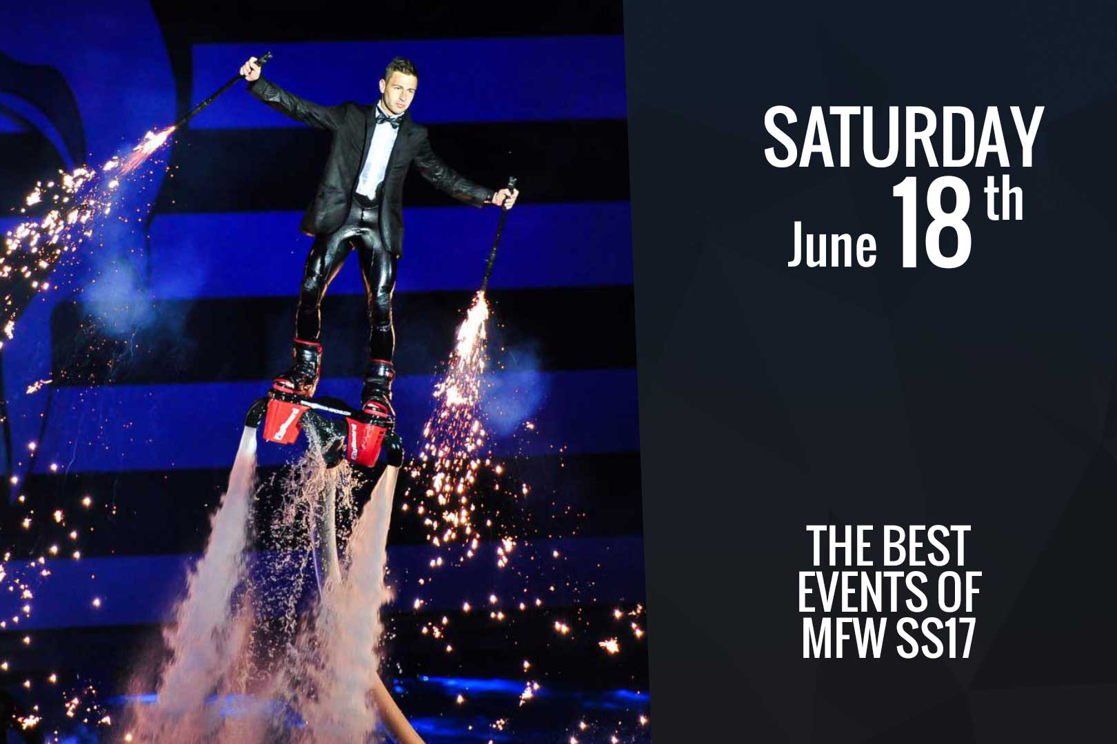 Saturday June 18th: the best events