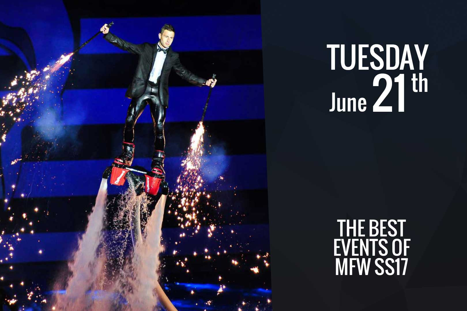 Tuesday June 21st: the best events