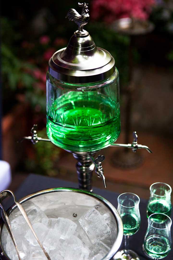 Fontana di Assenzio - Morgante Cocktail & Soul