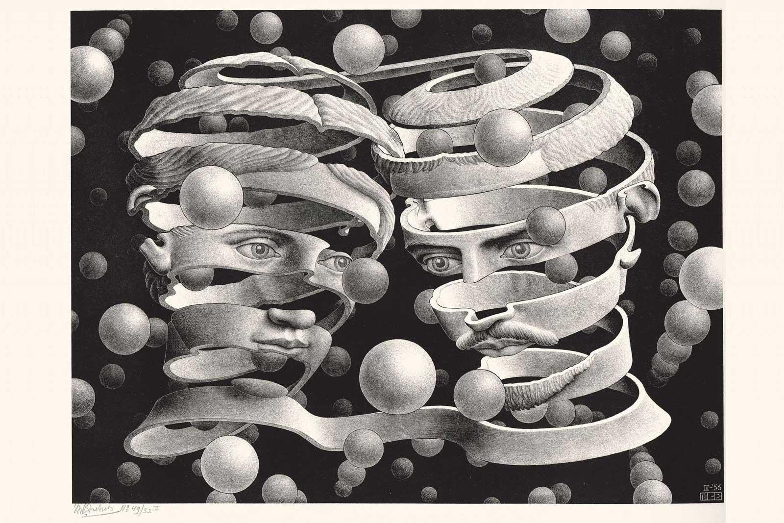 Il genio visionario di Escher in mostra a Milano