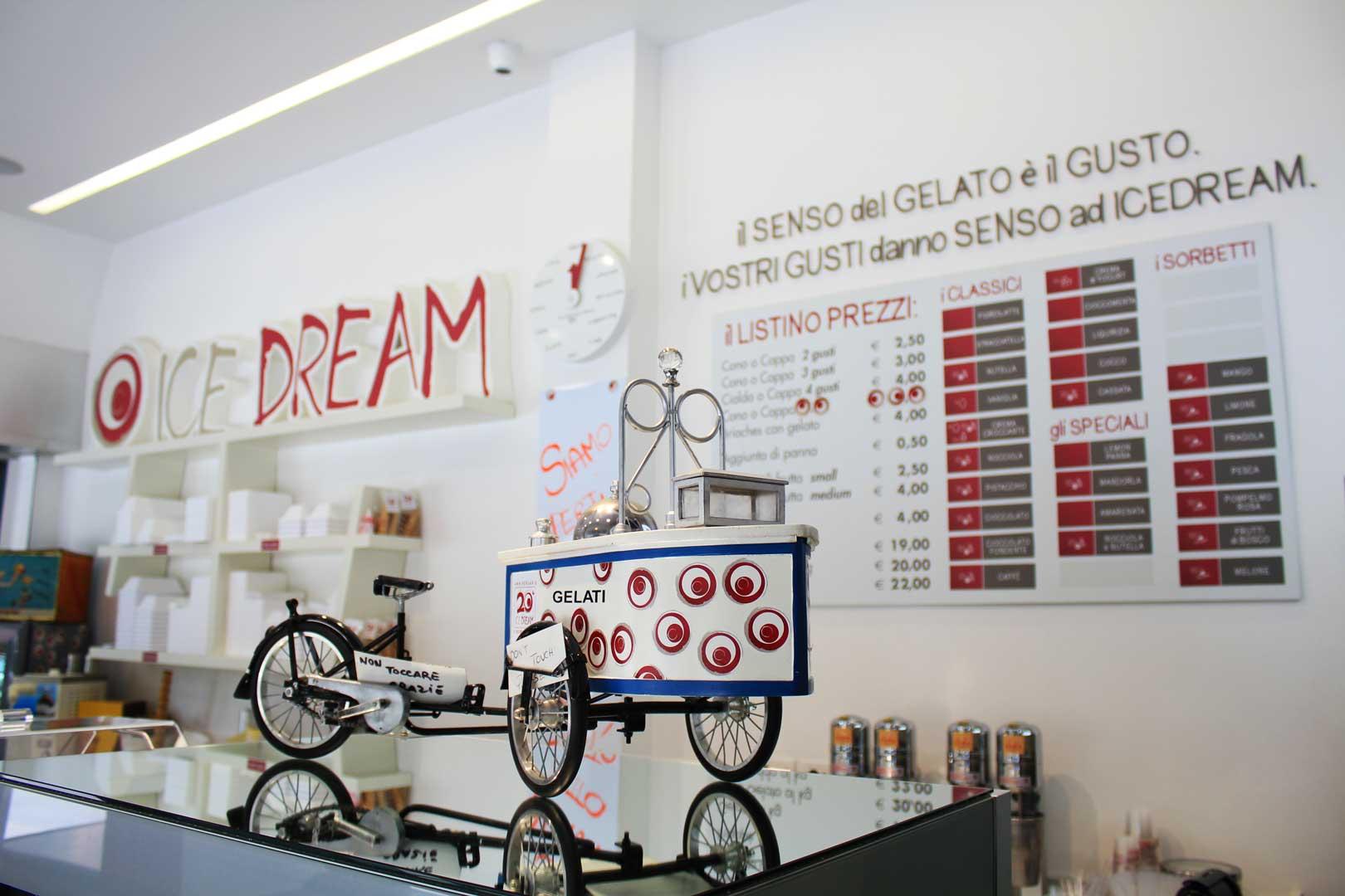 Gelateria Ice Dream - Milano