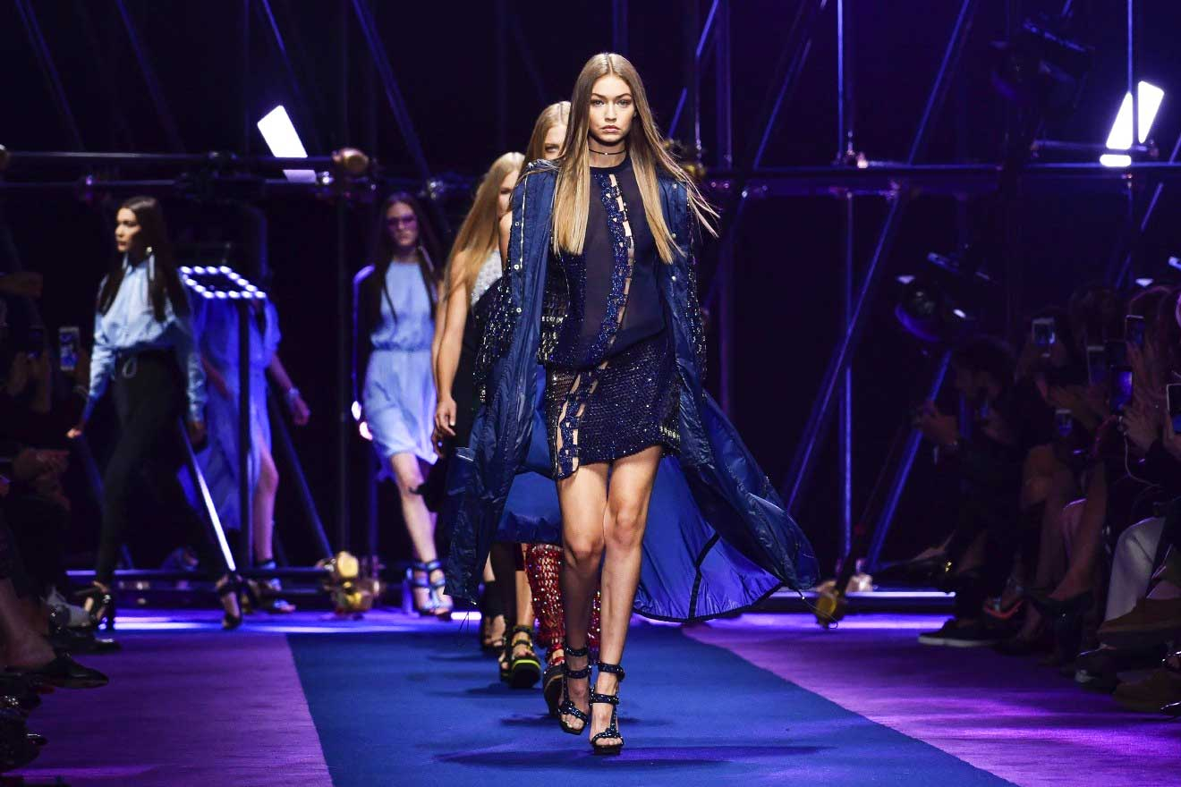 Monday September 26th: fashion shows guide