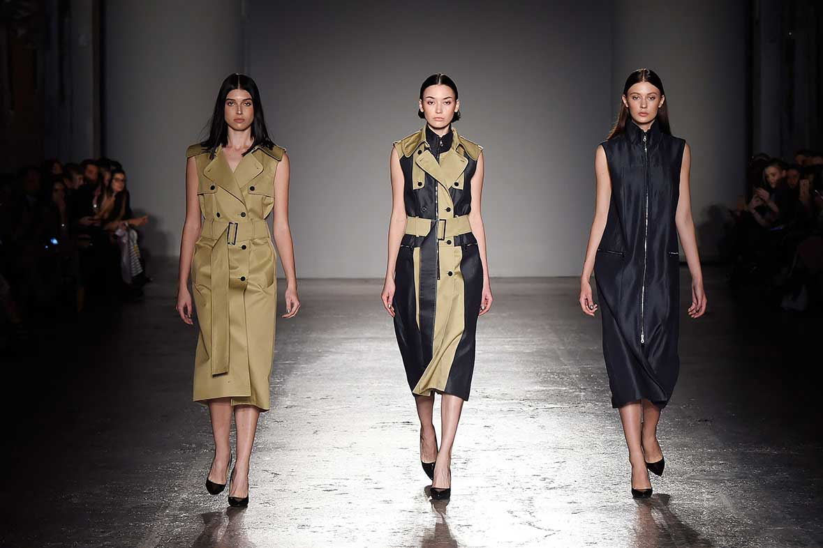 Sunday September 25th: fashion shows guide