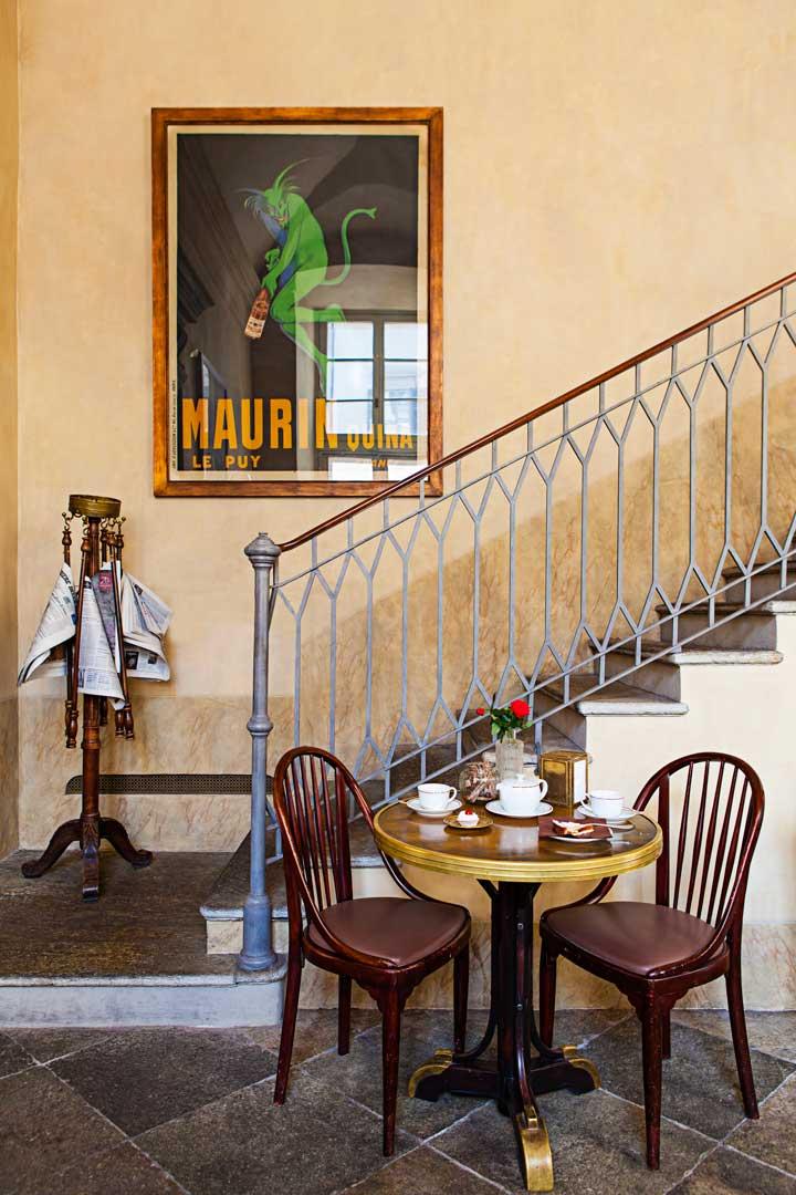 Giacomo Caffè - Palazzo Reale