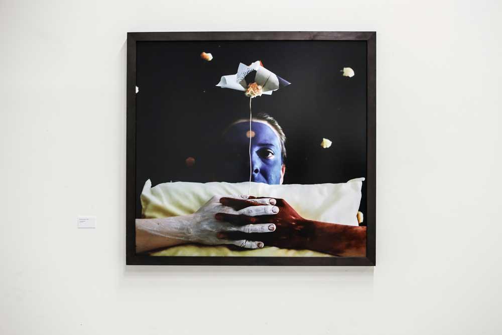 Michele Zaza - Ritratto Magico - 2005
