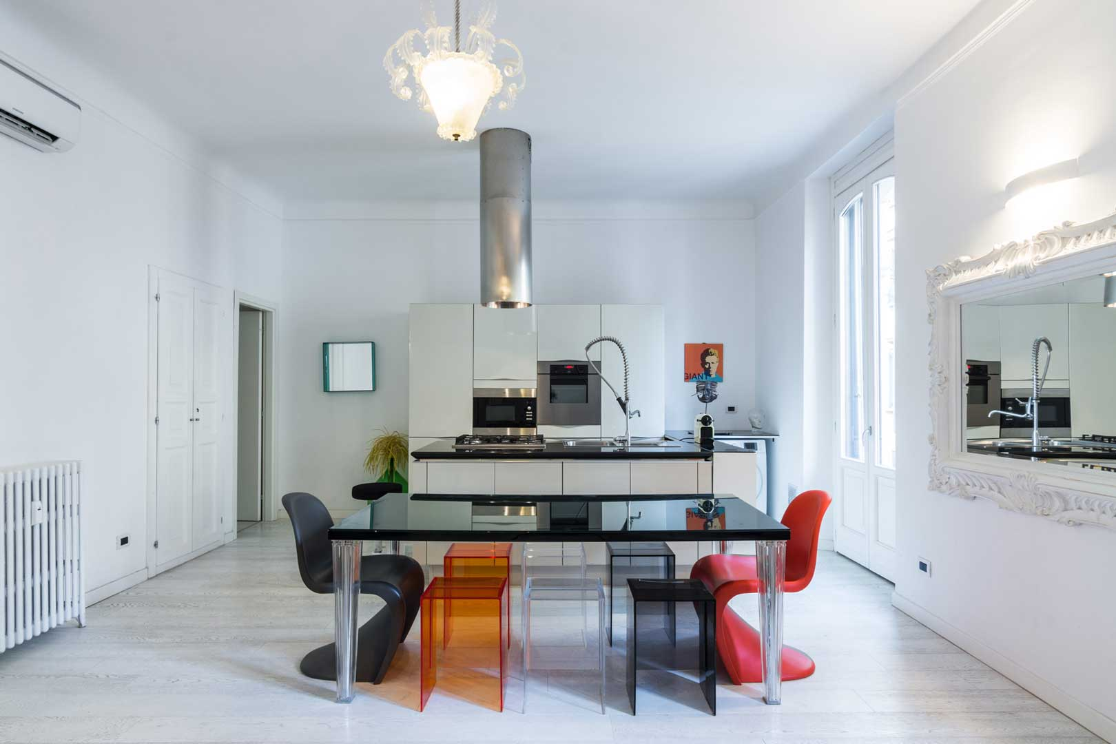 Oasis - Appartamento White Soul a Milano