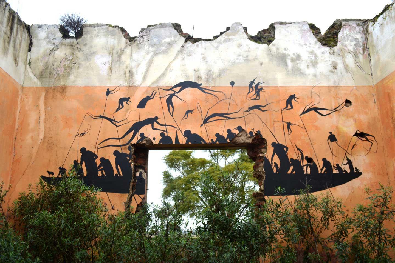 Wunderkammern - Latitude - David de la Mano - Residencia Vatelon (2014) - Villa Soriano, Uruguay