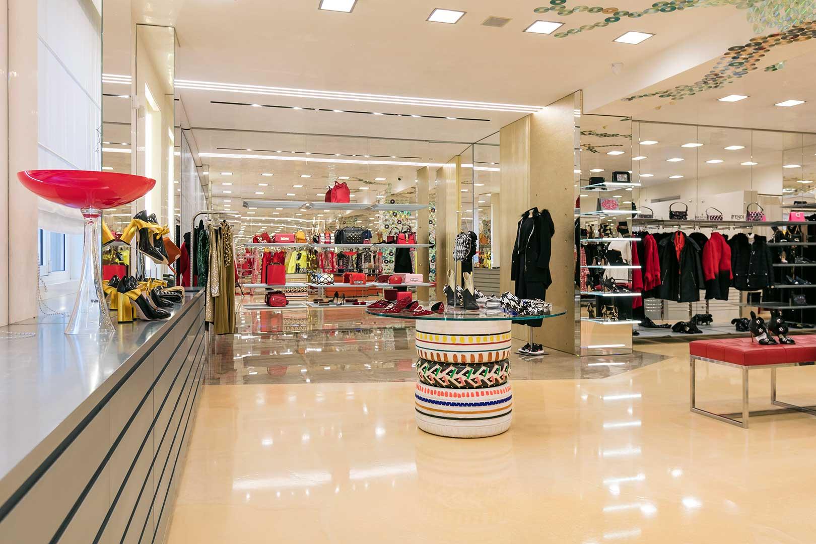 Biffi Boutiques Milano