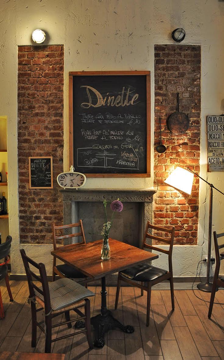Dinette Blackboard