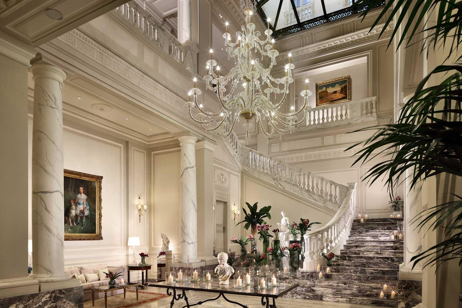 Palazzo Parigi Hotel - Milano