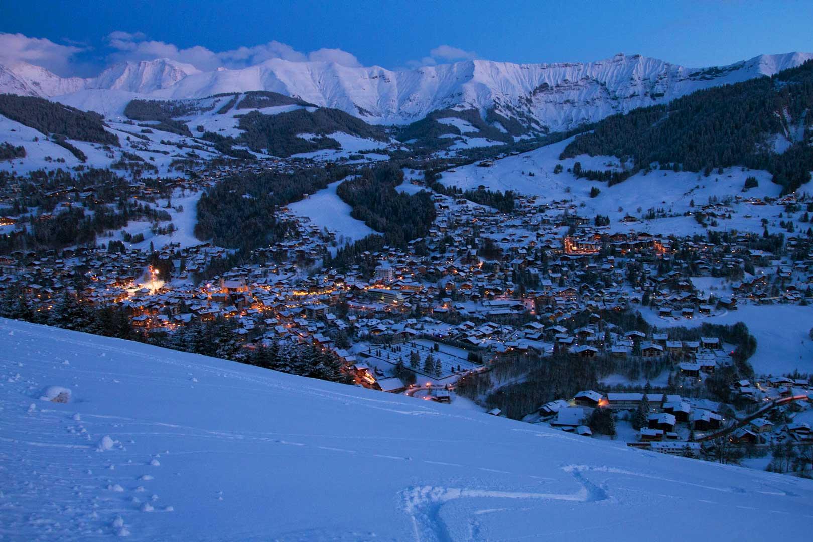 Sciare Natale - Megève