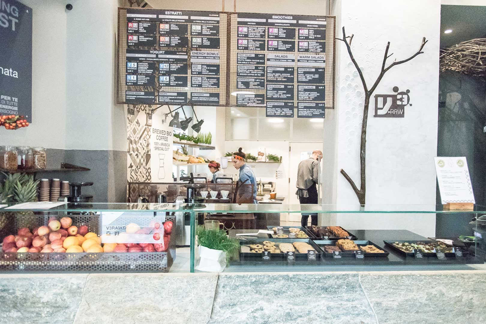 Where to find Cold Press Juices in Milano