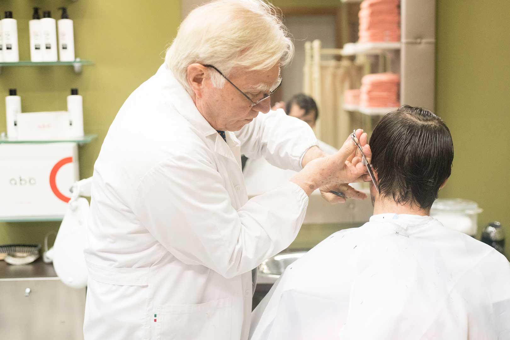 Barber Shop Salon Milano