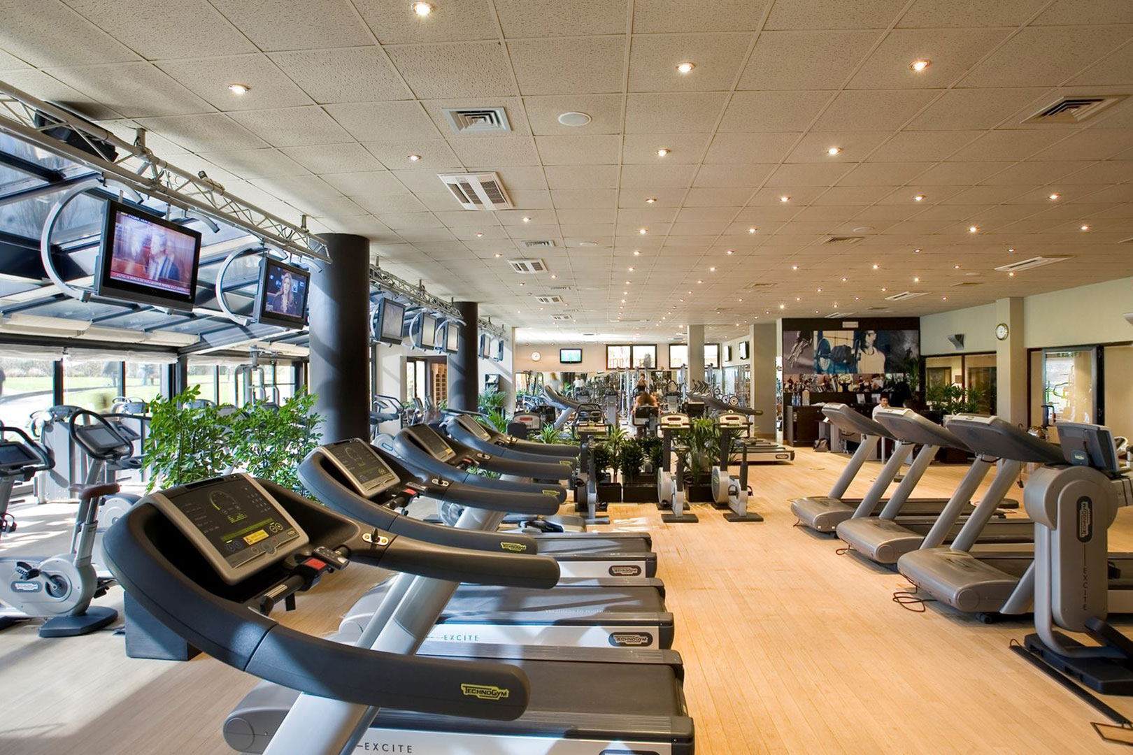 Harbour Club Palestra