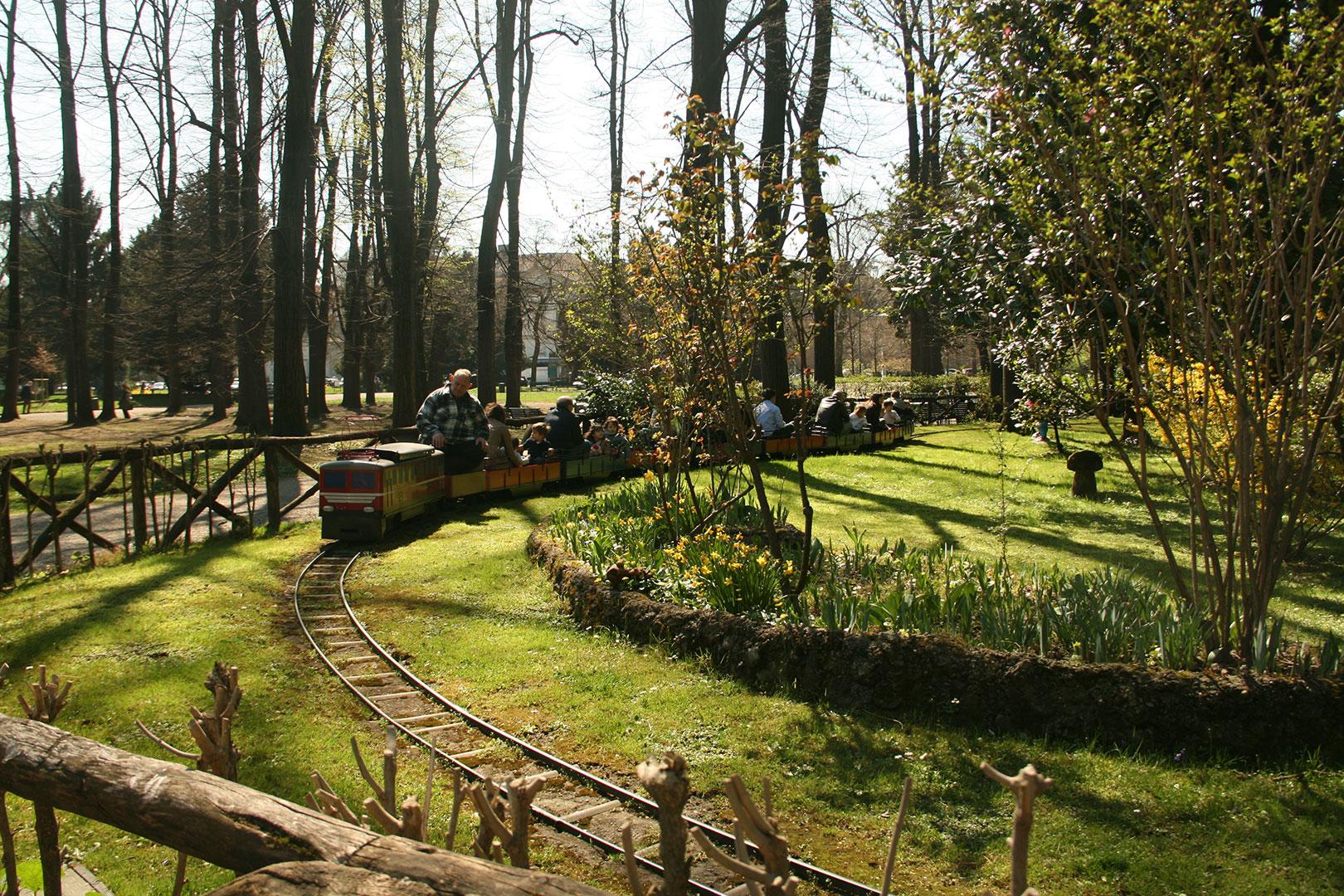 Giardini Pubblici Indro Montanelli Milano