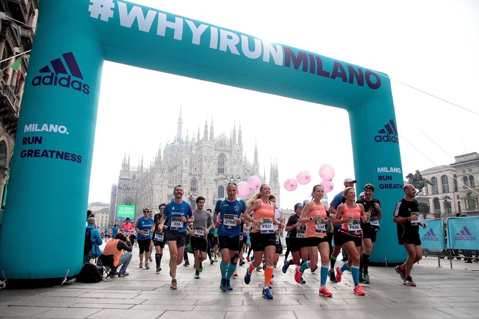 Calendario Corse Milano 2017 Running Calendar