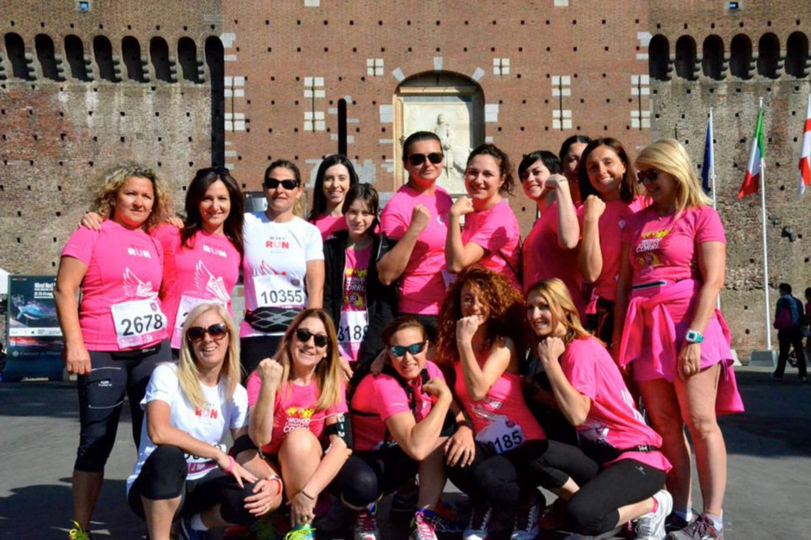 Women In Run