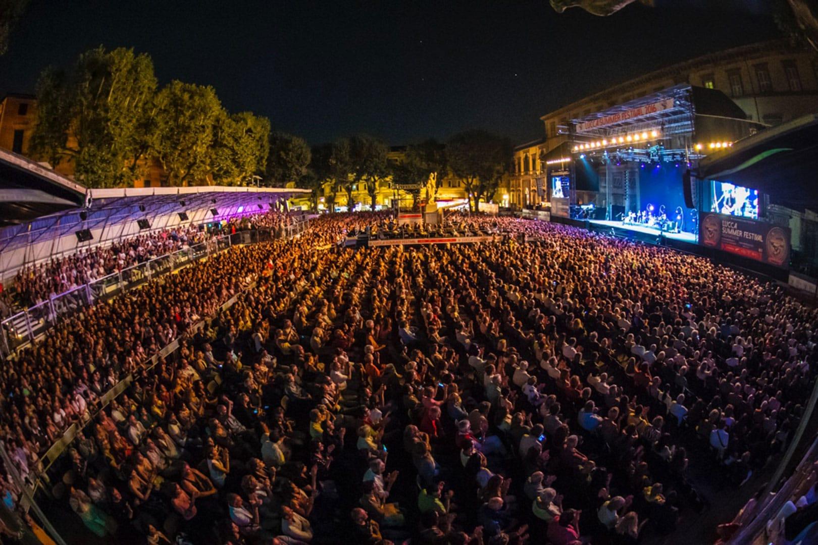 Lucca Summer Festival