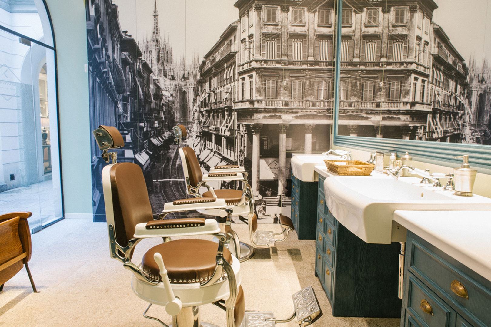 The Top 5 Traditional Barber Shops in Milan