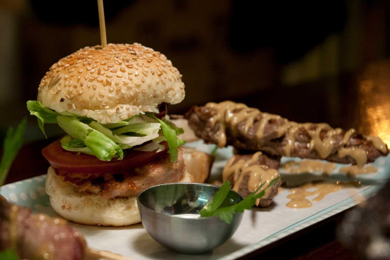 Bodega del Tasca - Hamburger