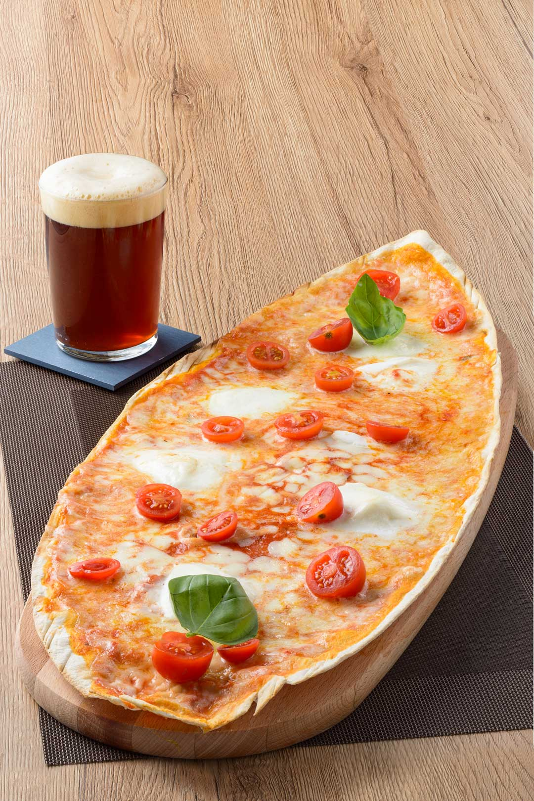 Amami - Pizza senza lievito
