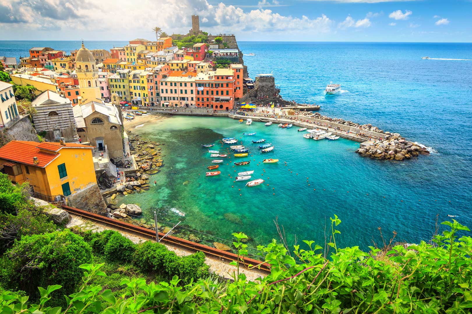 Le Cinque Terre in un Weekend