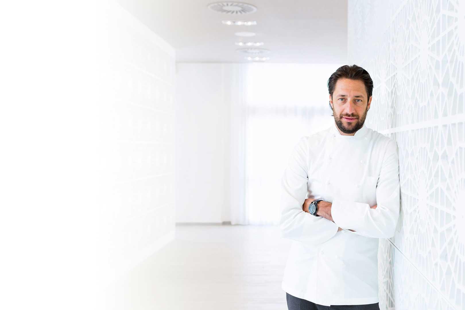 Chef Taglienti, Lume and Liguria's lost flavors