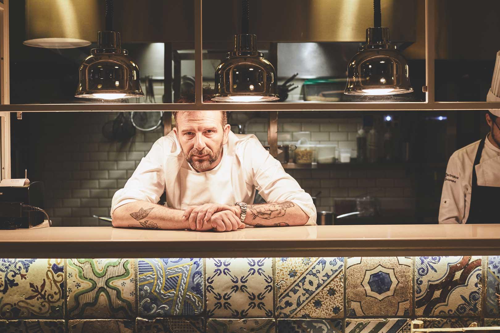 Al Fresco - Chef Nicola Delfino