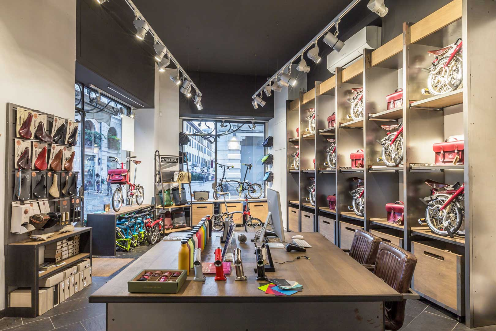 The Best Bike Shops of Milan