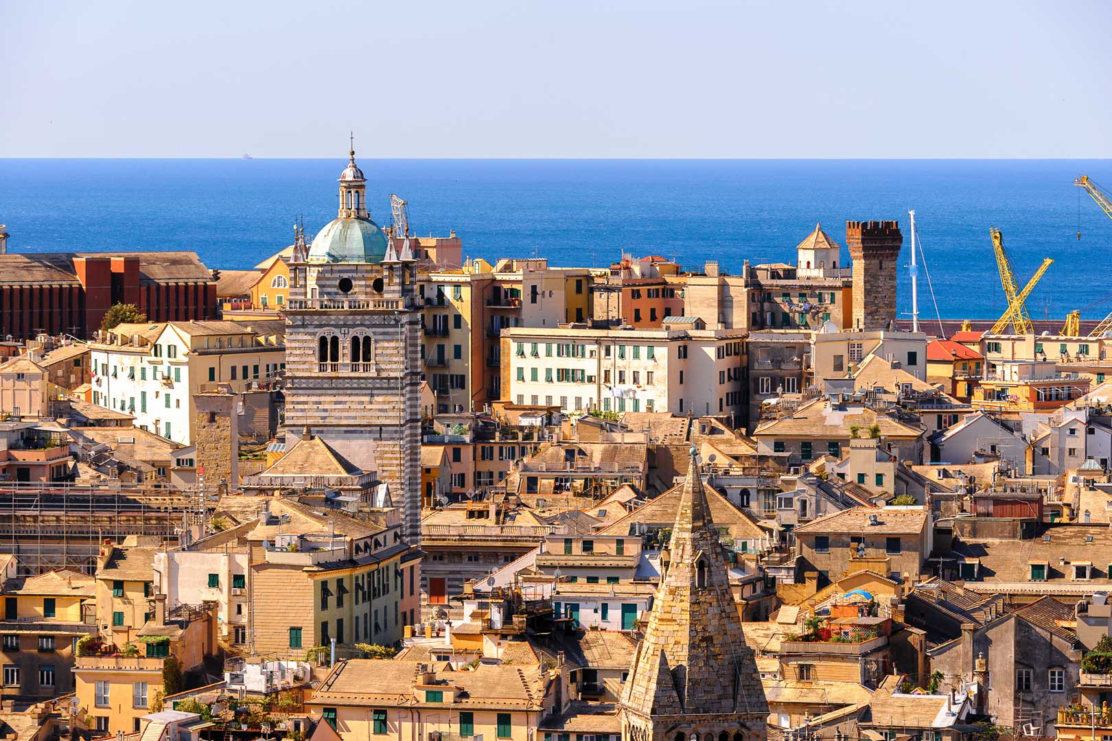 Genoa the way you have never imagined