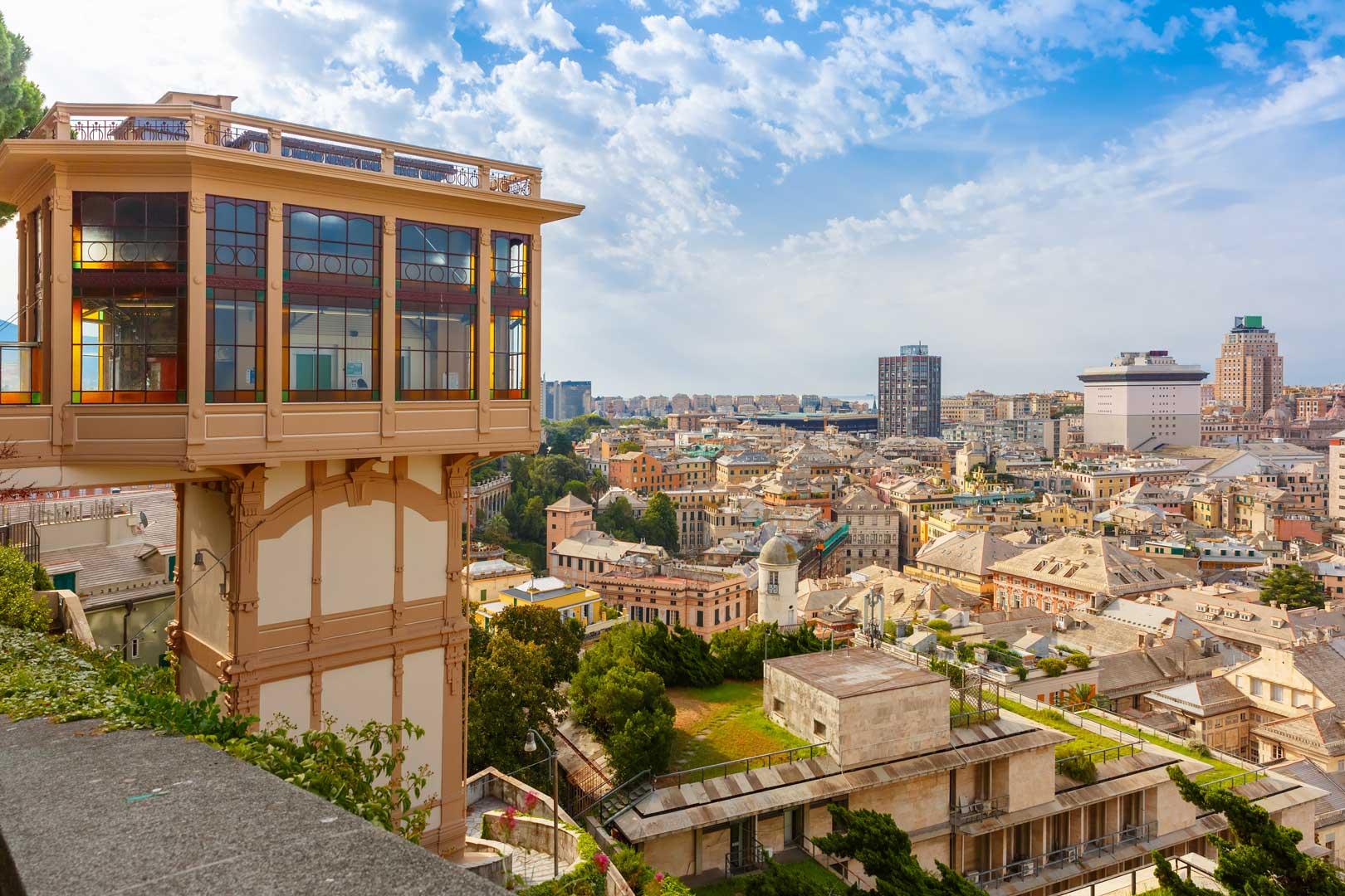 Genova - Spianata Castelletto