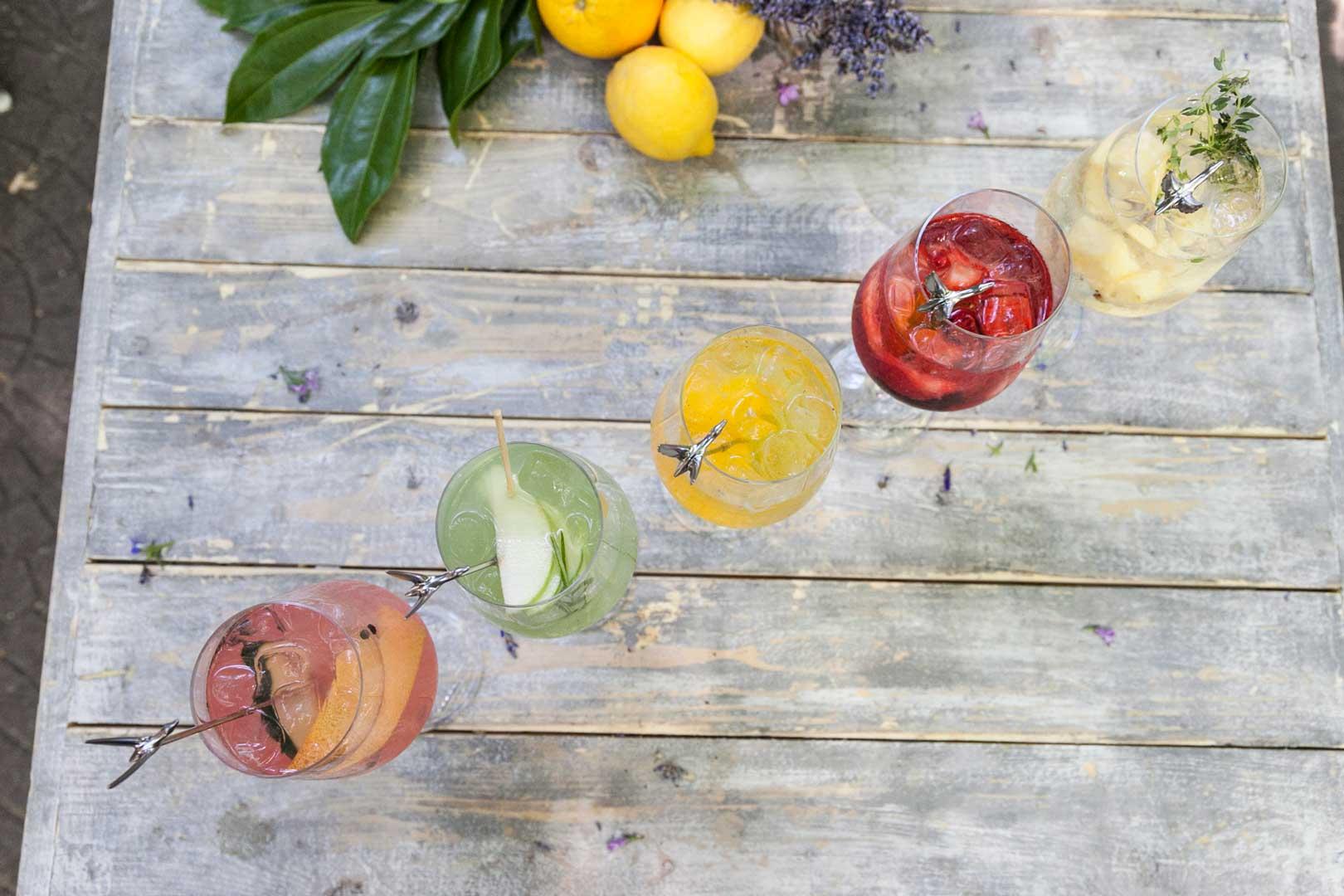 Grey Goose Atelier of Taste @ Sheraton Diana Majestic | Cocktails