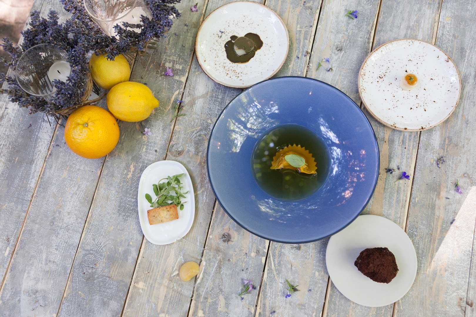 Grey Goose Atelier of Taste @ Sheraton Diana Majestic   Piatti Luigi Taglienti