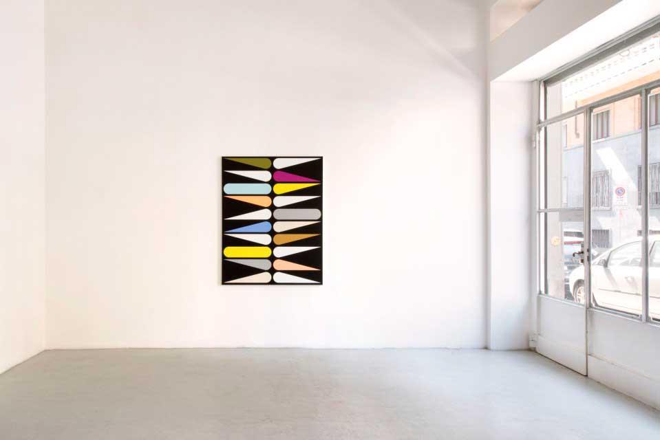 Jan Van Der Ploeg - There and While - Galleria Renata Fabbri 2