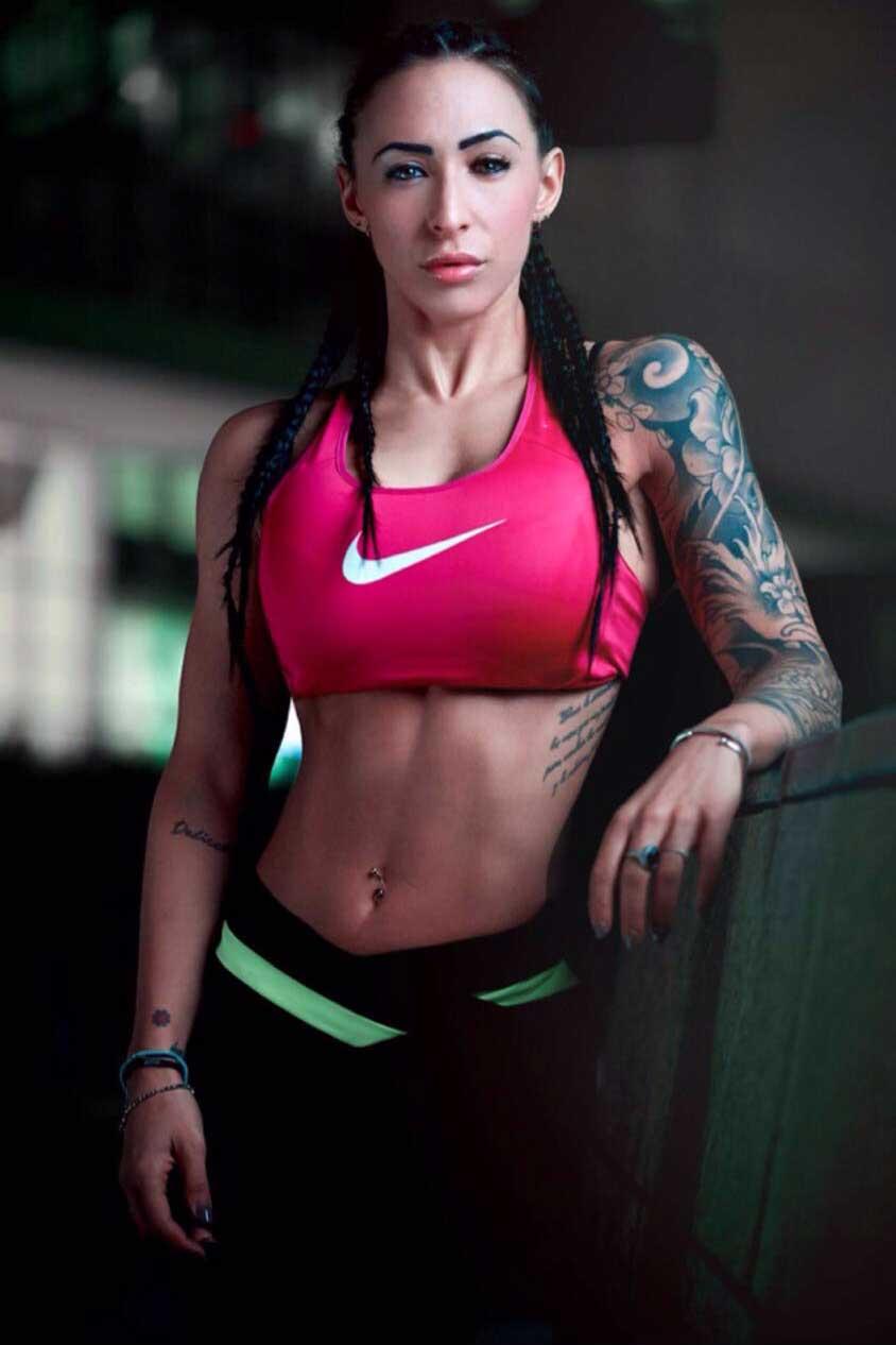 Selene Genisella - Personal Trainer