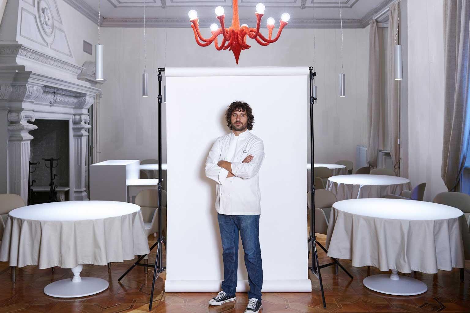 """Matias Perdomo, the chef of """"tailor made"""""""