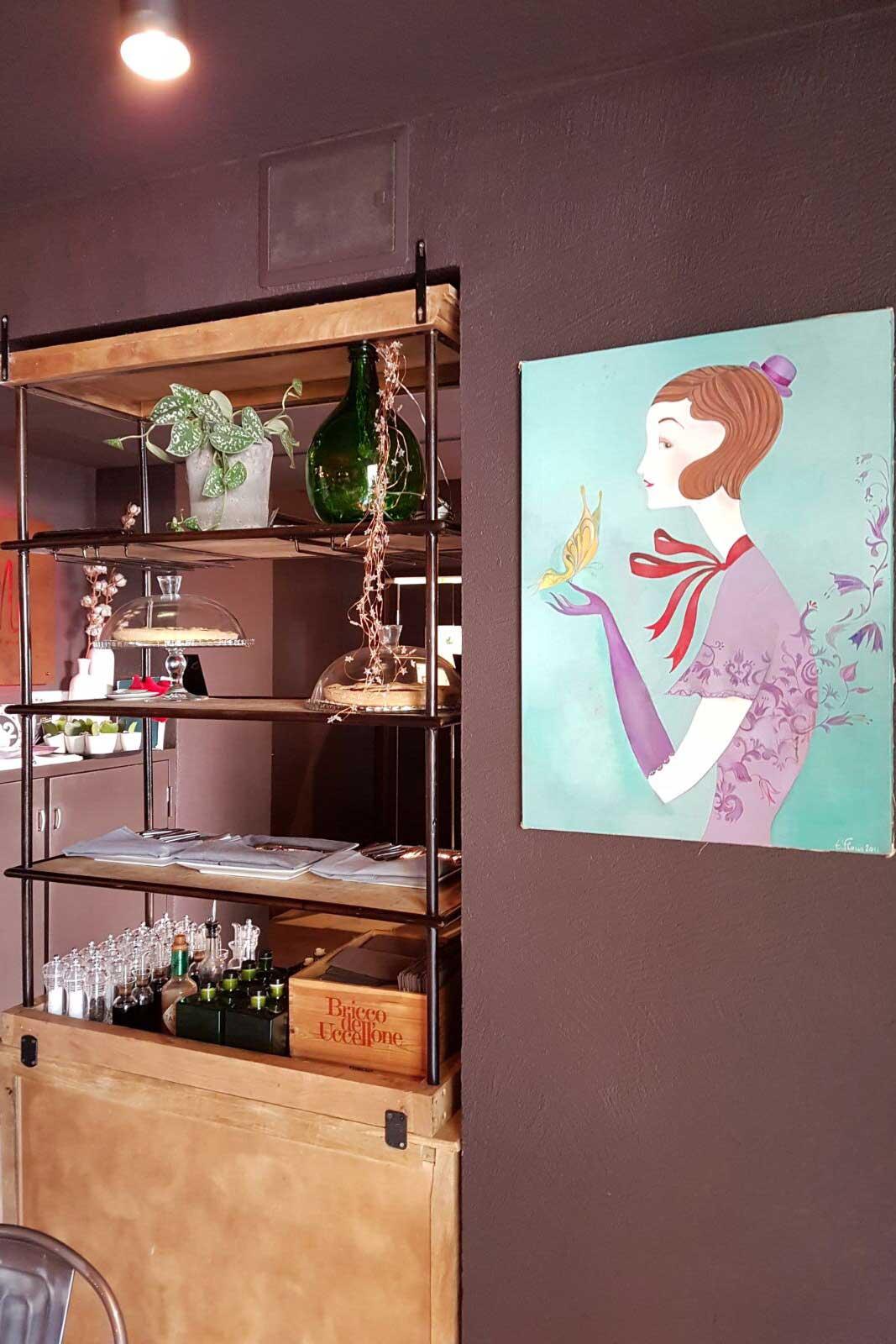 Art & Food | AmaMi Ristorante